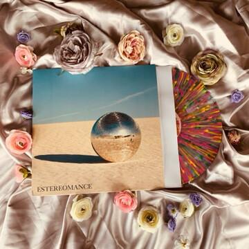 Estereomance Vinyl Autografiado(Envio a Mexico)