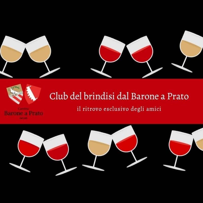 Club del brindisi dal Barone a Prato