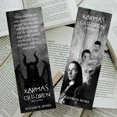 Karma's Children: Discovery Bookmarks