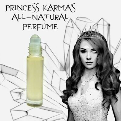 Princess Karma's All-Natural Perfume