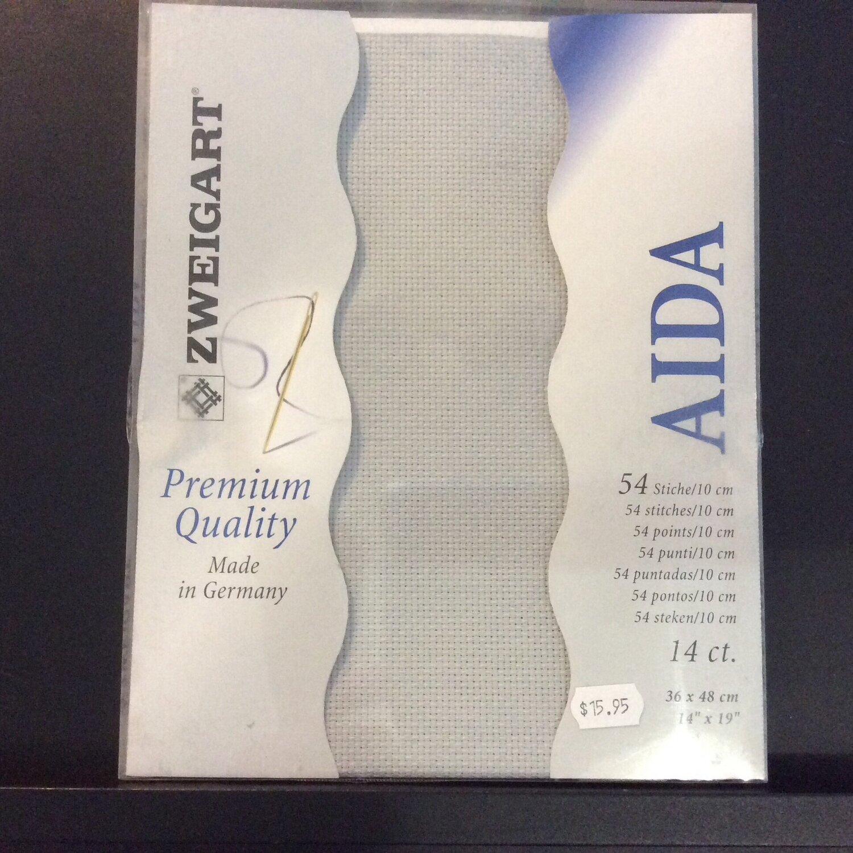 Aida 14ct PreCut Pewter (PC3706.713)