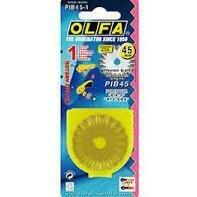 Olfa Rotary Blade 45mm Pinking (OL4141)