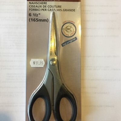 KAI Sewing Scissors 165mm/6.5