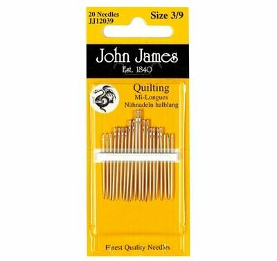 John James Quilting #03/09 Pkt (JJ12039)