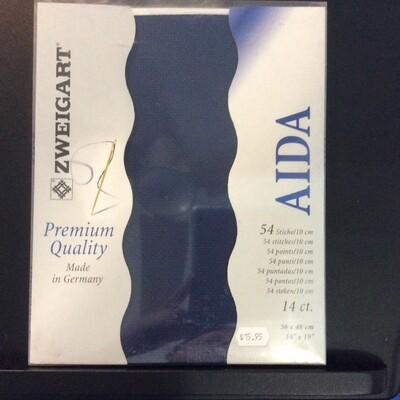 Aida 14ct PreCut Navy (PC3706.589)