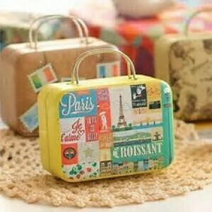 Box - Mini Suitcase