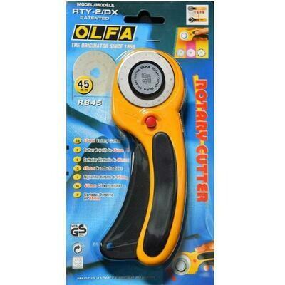 OLFA Rotary Cutter 45mm (OL4114)