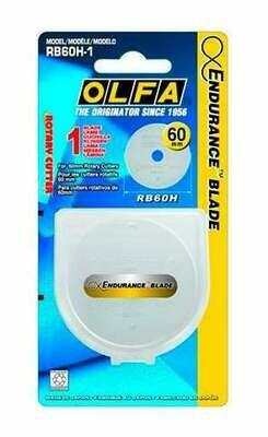 Olfa Rotary Blade 60mm Endurance (OL4175)