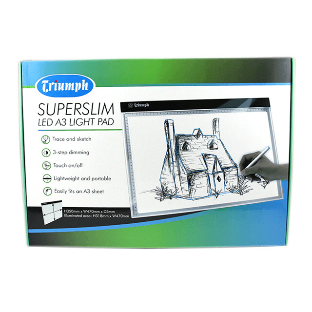Triumph LED A3 Light Pad - Superslim (OD8120)