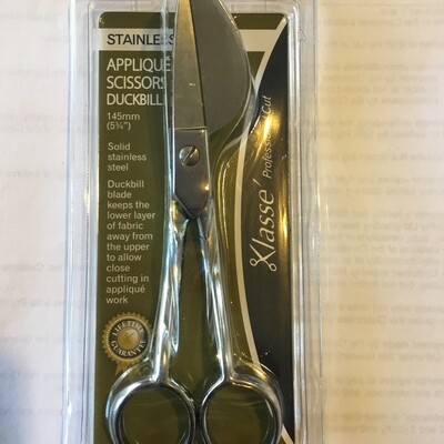 Klasse Applique Duckbill Scissors (B5420)