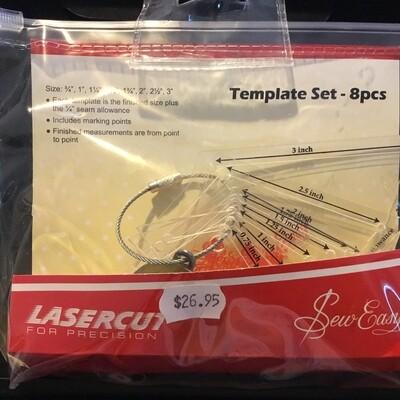Sew Easy Diamond Mini Set 8pc
