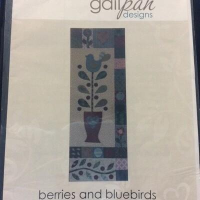 GPD Berries & Bluebirds Quilt Block 3