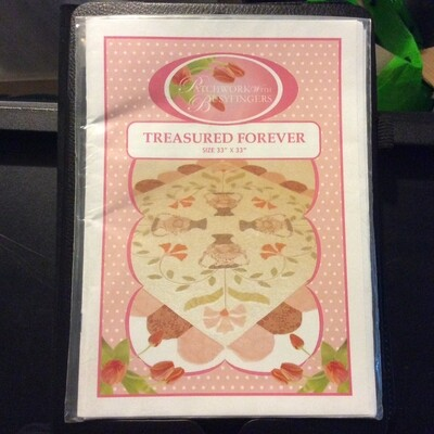 Patchwork with Busyfingers - Treasured Forever