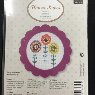 Rico Design - Flower Power (79276.54.00)