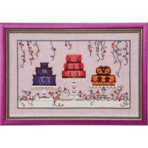 Nora Corbett - Garden Party Cakes (NC182)