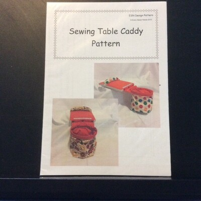 Sewing Table Caddy Kit