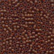 Mill Hill Frosted Beads 62023 - Root Beer