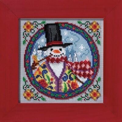 Mill Hill Jim Shore - Eastern Snowman (JS30-4103)