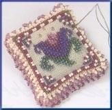Mill Hill Beads Pin Pillow - Cameo Tulip (MHBPP5)