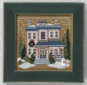 Mill Hill Buttons & Beads Winter Series - Victorian House (MH14-6305)