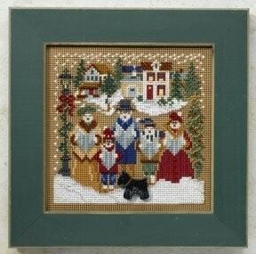 Mill Hill Buttons & Beads Winter Series - Caroling (MH14-8305)