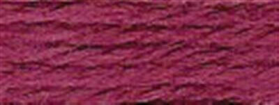 DMC486 Tapestry Wool Skein 7758 - Dark Salmon