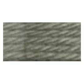DMC486 Tapestry Wool Skein 7331 - Brown Grey
