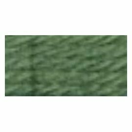 DMC486 Tapestry Wool Skein 7370 - Very Light Fern Green