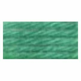DMC486 Tapestry Wool Skein 7912 - Light Emerald Green
