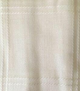 Anne Cloth Afghans 18ct w.145cm blank (7588.100) /10cm increments