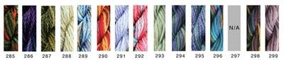 Caron Wildflowers Thread #286 - Aubergine