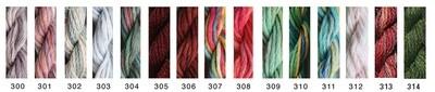 Caron Wildflowers Thread #309 - Creme de Menthe