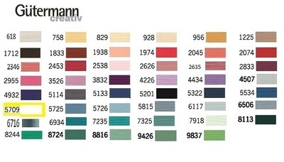 Gutermann Hand Quilting Thread 200m -