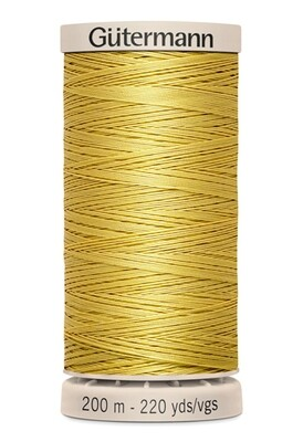 Gutermann Hand Quilting Thread 200m - 0758
