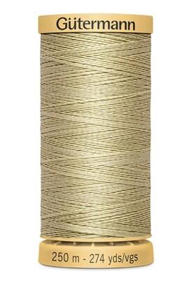 Gutermann Natural Cotton Thread 250m - 0928
