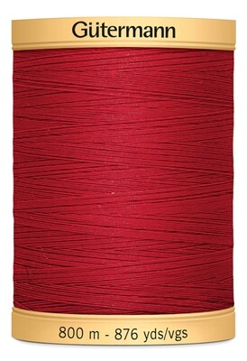 Gutermann Natural Cotton Thread 800m - 2074