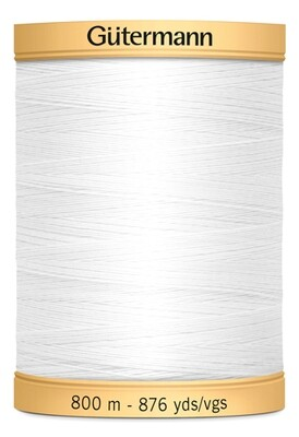 Gutermann Natural Cotton Thread 800m - 5709
