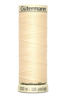 Gutermann Sew-all Thread 100m - 610