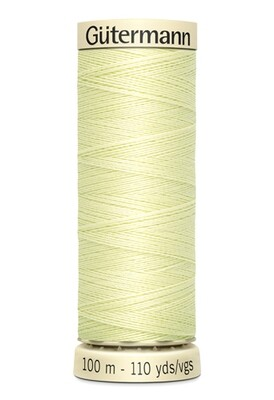 Gutermann Sew-all Thread 100m - 292