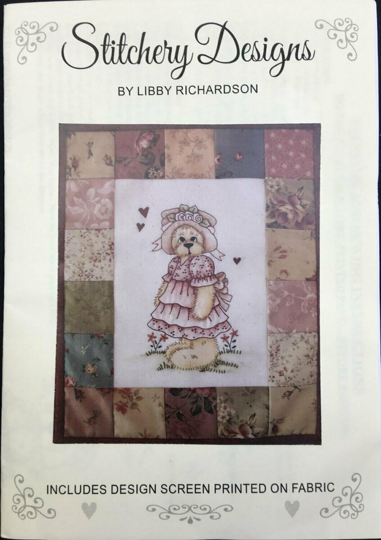Libby Richardson - Girls Day Out Shopping Bag Pattern
