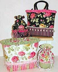 Tammy Tadd Designs Girly Girl Purse Pattern (511)
