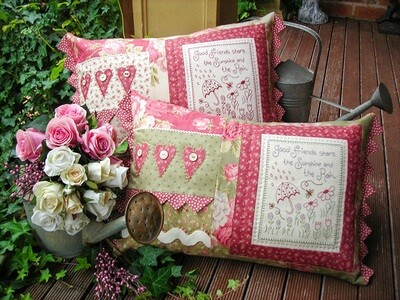 The Rivendale Collection - Share The Sunshine Cushions