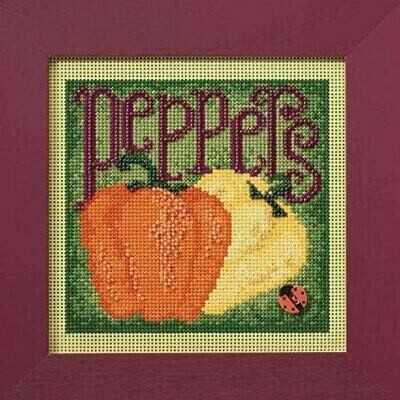 Mill Hill Buttons & Beads Spring Series - Peppers (MH14-9105)