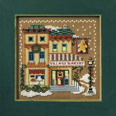 Mill Hill Buttons & Beads Winter Series - Village Bakery (MH14-7306)