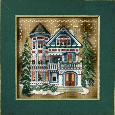 Mill Hill Buttons & Beads Winter Series - Queen Anne House (MH14-7301)