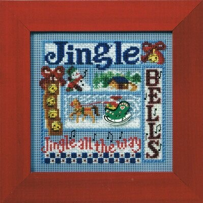 Mill Hill Buttons & Beads Winter Series - Jingle Bells (MH14-8306)