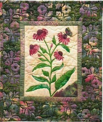 Petals Of My Heart - Purple Coneflower (PH02)
