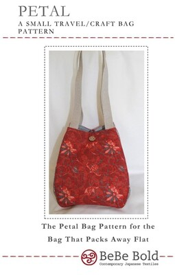 Be Be Bold - Petal Travel Bag (PBP-0865)