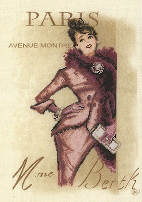 Vervaco - Paris Socialite Kit (75.202)