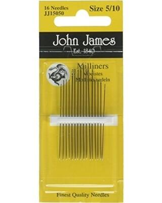 John James Milliners #03/09 pkt (JJ15039)